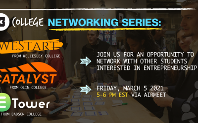 College Networking Series: Wellesley, Olin, and Babson College