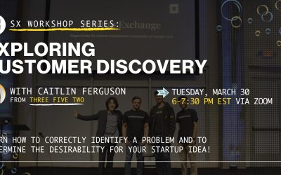 Customer Discovery with Caitlin Ferguson