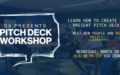 Developing a Successful Pitch Deck Workshop